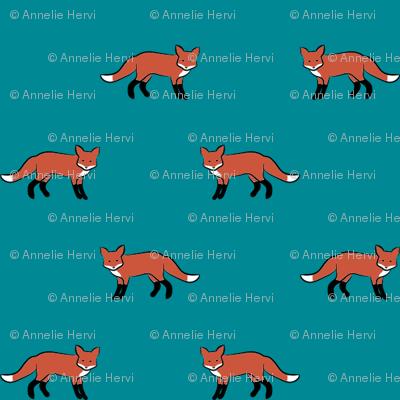 Foxen Teal