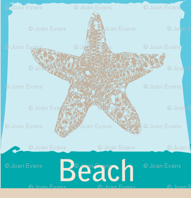 beach cushion cover