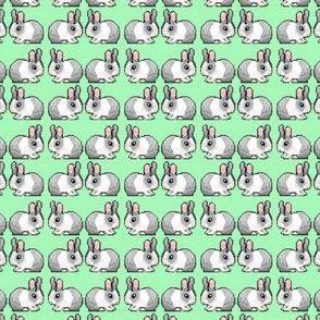 Green Bunnies