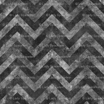 Grungy chevrons dark gray