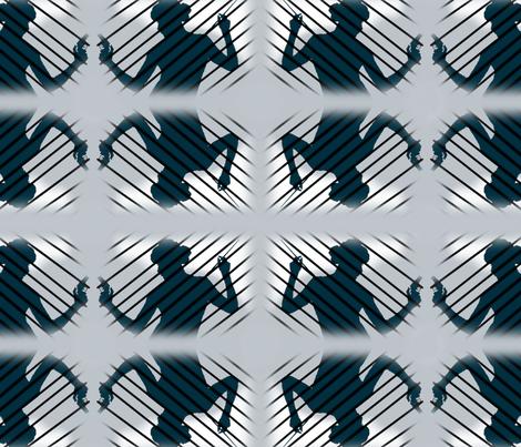 filmnior fabric by ally_babikian on Spoonflower - custom fabric