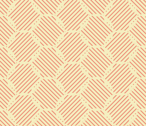 DimSum-contrast3 fabric by melhales on Spoonflower - custom fabric