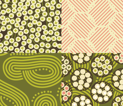 DimSumCollection fabric by melhales on Spoonflower - custom fabric