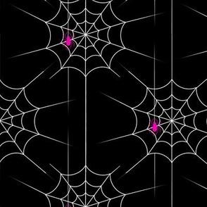 Spooky Cute Pink Spiders!  - © PinkSodaPop 4ComputerHeaven.com