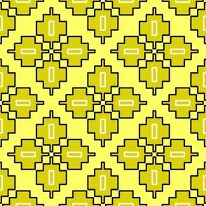 desert geometric prickly pear