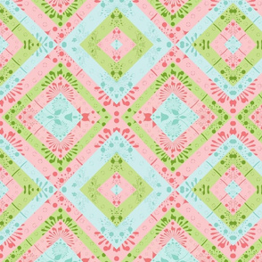 Island Quilt Diamond Shores
