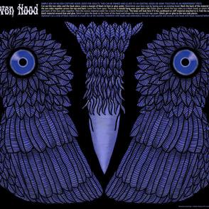 Raven Hood Costume