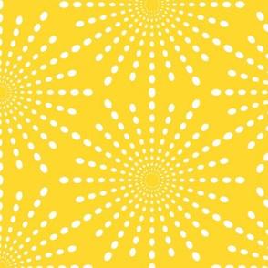 Discodot Star - Yellow