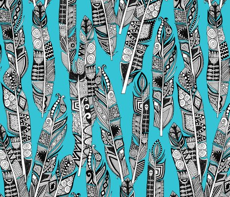 Rrrfeathers_botanical_geo_turquoise_blue_st_sf_25032016_shop_preview