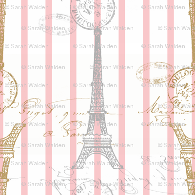 Toujours Paris! ~ D'Or et d'Argent! II