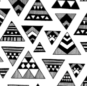 Aztec Triangles