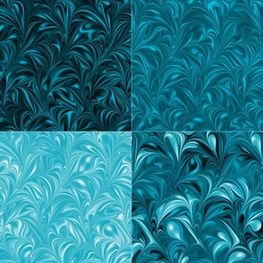 Cascade Swirl Set