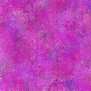 Splatter Hot Pink