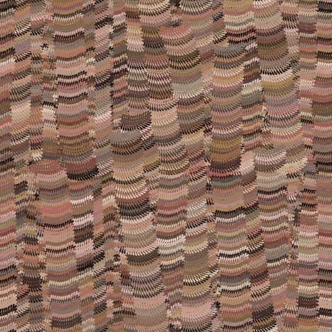 Fern Marble - Earth fabric by siya on Spoonflower - custom fabric