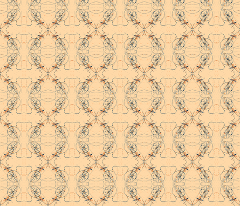In the Rough, variation fabric by susaninparis on Spoonflower - custom fabric
