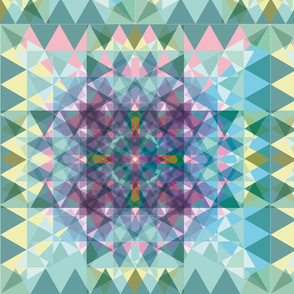 geo pastel