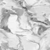 Carerra Marble / Watercolor