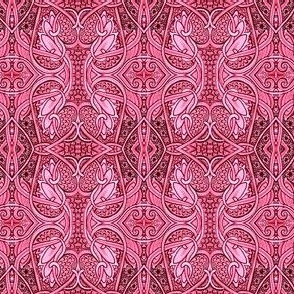 Pink Dragon Leather