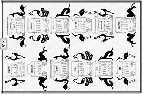 OtomiNouveau fabric by kitkatdesigns on Spoonflower - custom fabric