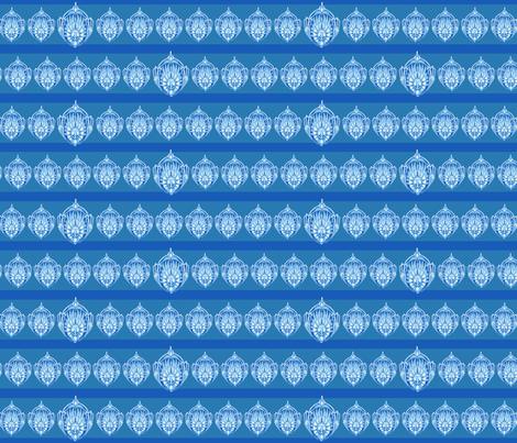 MEDALLIONstripD fabric by iesza-jessica on Spoonflower - custom fabric