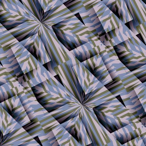 Azaria fabric by ligerpants on Spoonflower - custom fabric