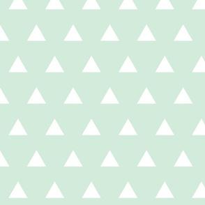 mint triangle