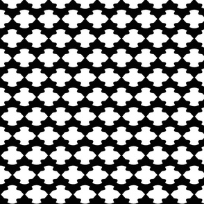 horizontal lattice