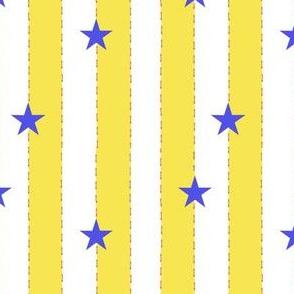 Stars Stripes Stitches