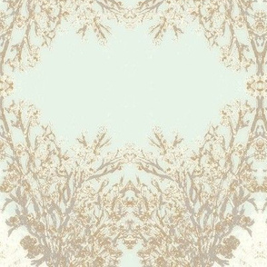 Beautiful Branches-Vintage Blues-Vertical