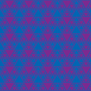 Sierpinski Triangle - Cool