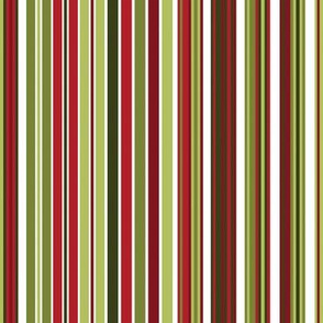 Christmas Stripe