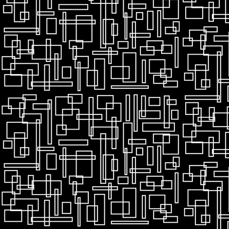 In_Black_and_White fabric by skcreations,_llc on Spoonflower - custom fabric