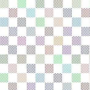 Dotty Checkerboard