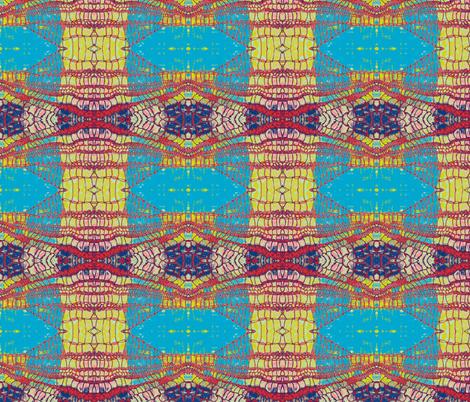 Dantelle Sultry fabric by albanianflower on Spoonflower - custom fabric