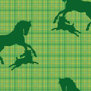 Plaid Ponies and Pups