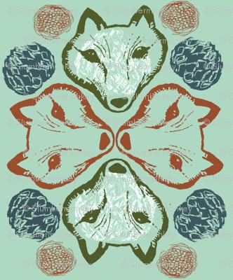 FoxHead/SeedHead