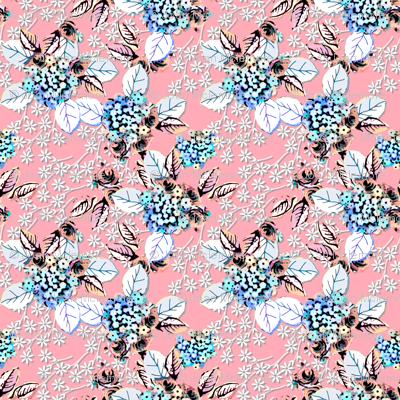Verbena Floral Clusters