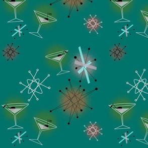 modern cocktails - absinthe