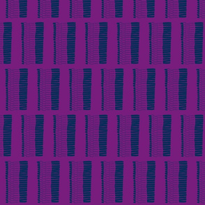 Zipper Purple