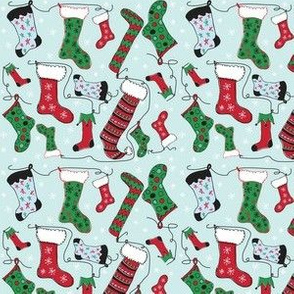 Whimsical Holiday Stockings