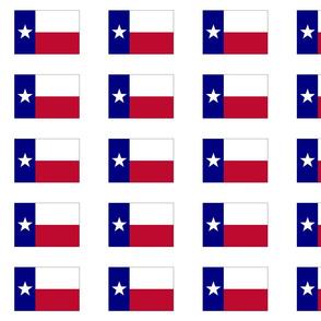 Lone Star Texas Flag