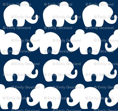 navy elephants