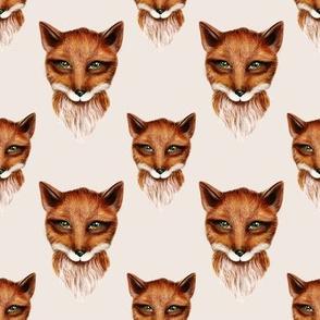 Mr Fox, Natural