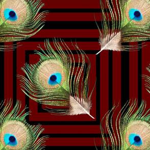 Peacock Gush