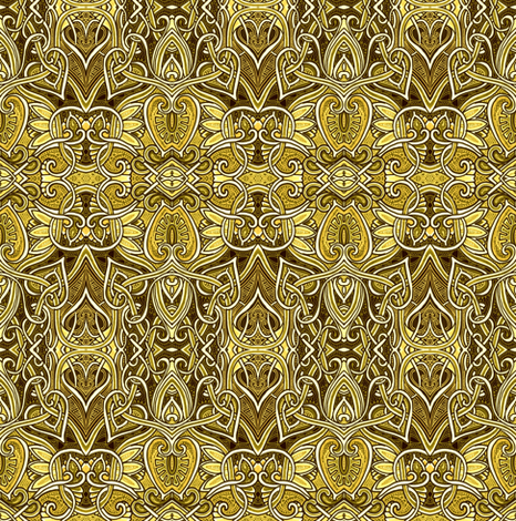 In the King's Palace fabric by edsel2084 on Spoonflower - custom fabric