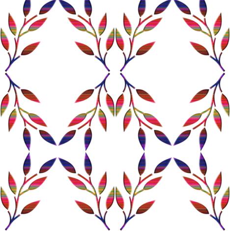 blanket_fern fabric by maga2mars on Spoonflower - custom fabric