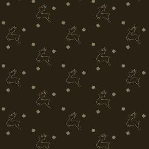 Prancing Reindeer