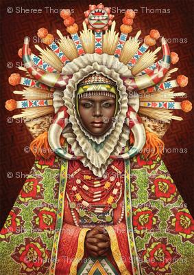 African-Goddess