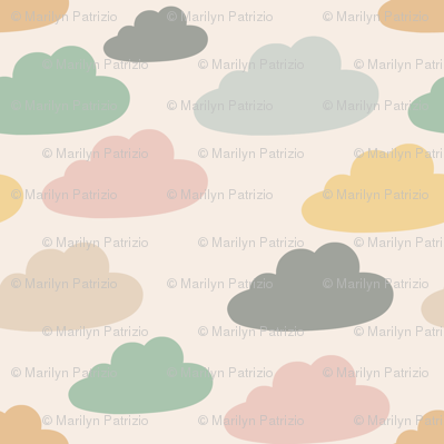 Muted Clouds