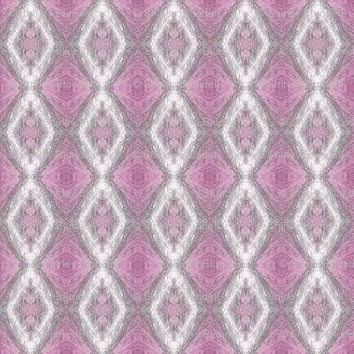 Pink Diamonds made of Grass